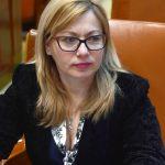 """Cristina Iurișniți: """"România nu este cea a corupților, România este a oamenilor cinstiți, a celor care luptă pentru o justiție dreaptă și pentru o Românie a bunului simț!"""""""