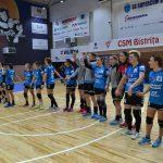 """Echipa de handbal feminin CSM Bistrița a fost preluată de noul club sportiv înființat de Consiliul Județean – CS """"Gloria 2018"""" Bistrița-Năsăud"""