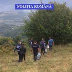 FOTO: Descoperire macabră într-o pădure din apropierea localității Cormaia