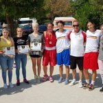 FOTO/VIDEO: 8 medalii pentru sportivele bistrițene la Campionatul Național de Box Feminin. Ce propune consilierul județean Florin Moldovan?