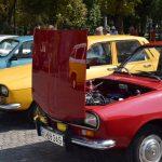 Retro Parada Toamnei în 22 septembrie , FIX la 114 ani de la prima cursă din România!