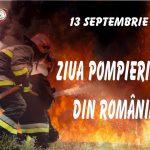 13 septembrie, Ziua Pompierilor. Cum va fi marcată la Bistrița?