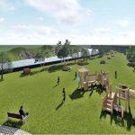 În cartierul Viișoara, în zona Heidenfeld, Primăria Bistrița intenționează să amenajeze un parc. Investiția este de 800.000 de euro