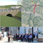 Podul de pe Meleș, o investiție strategică a Primăriei Beclean! Licitația s-a finalizat și CML a câștigat contractul!