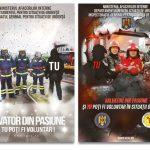 Pompierii bistrițeni caută voluntari. Ce condiții trebuie să îndepliniți?