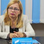 Cristina Iurișniți, la mijlocul clasamentului intern pentru lista de euro-parlamentare! A prins locul 21 din 43! Clotilde și Ghinea sunt pe locurile eligibile!
