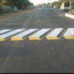 Circulație restricționată în municipiu, pentru realizarea unei zebre 3D