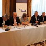 """Tăriceanu, vizită politică la Bistrița: """"ALDE nu remaniază pe nimeni!"""""""