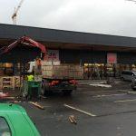 Dm drogherie markt deschide un magazin în galeria comercială B1 Retail Park de lângă Kaufland. Ce alte companii mai vin la Bistrița?