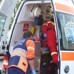 Sfârșit tragic pentru un bătrânel de 90 de ani din Coșbuc. Acesta și-a pierdut viața după ce a fost lovit de o autobasculantă
