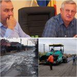 Mai știți proiectul de asfaltare a lui Niculae, cel cu 20 de străzi…Ei bine, Crețu l-a DESFIINȚAT! Șanse minime să înceapă în acest mandat!