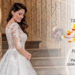 """Prima ediție de toamnă a Târgului de nunți ,,Wedding Land"""" are loc în acest an din 16 până în 18 Noiembrie la Pensiunea Terra din Bistrița"""