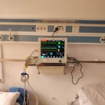 FOTO: Monitoare noi pentru controlul funcțiilor vitale, în 8 secții ale Spitalului Județean de Urgență Bistrița
