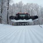 FOTO: Lucrări în toi la Pârtia Cocoș! Se pregătește deschiderea noului sezon de schi