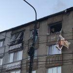 Explozie la un apartament de pe Împăratul Traian! 3 persoane au fost transportate de urgență la Spital!