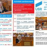 Cristina Iurișniți (USR) își prezintă BILANȚUL  pe 2018! Ce și-a propus pe 2019!