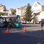 Trafic restricționat pe câteva străzi din Bistrița, luni, 11 februarie