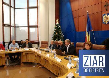 consiliul judetean bistrita