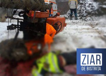 accident ziar de bistrita