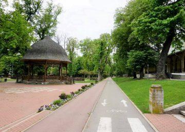 Parcul Municipal Bistrița